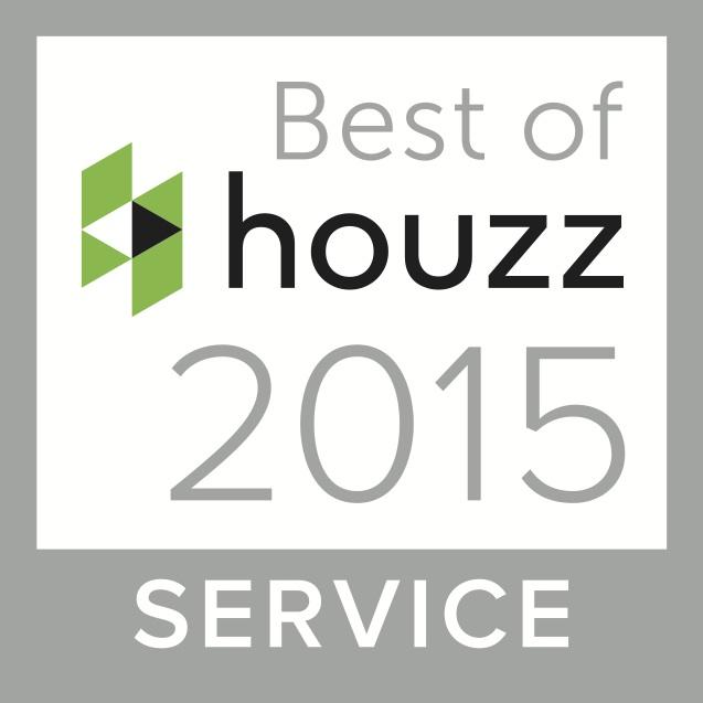 "Distinctive Earns ""Best of Houzz"" Service Award"