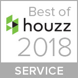 Distinctive Wins 2018 Best of Houzz for Design & Service