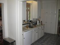 Kitchen Before Remodel in Charlotte, NC.