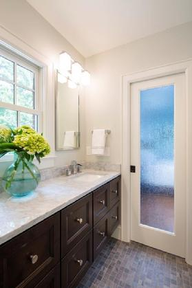 Distinctive Design Build Myers Park Master Bath Remodel