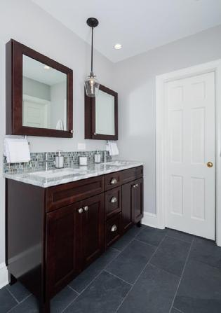 Distinctive Design Build Robinson Woods Master Bathroom Remodel