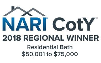 2018 NARI CotY Regional Winner Bathroom 50-75 Logo