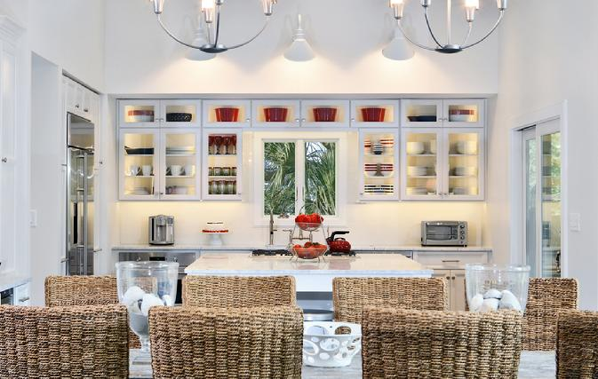 Distinctive Kiawah Island Whole House Remodel Award Winner